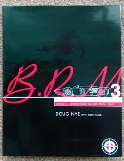 BRM No.3 By Doug Nye