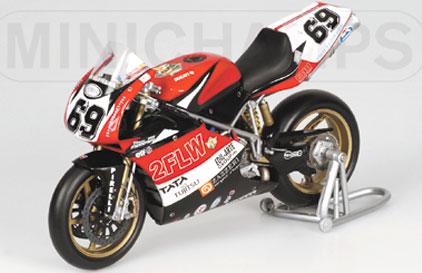 Gianluca Nannelli Minichamps 2004 Ducati