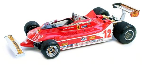 Villeneuve 312T4 Ferrari GCP97077