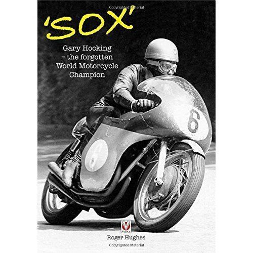 'Sox' Gary Hocking-by Roger Hughes