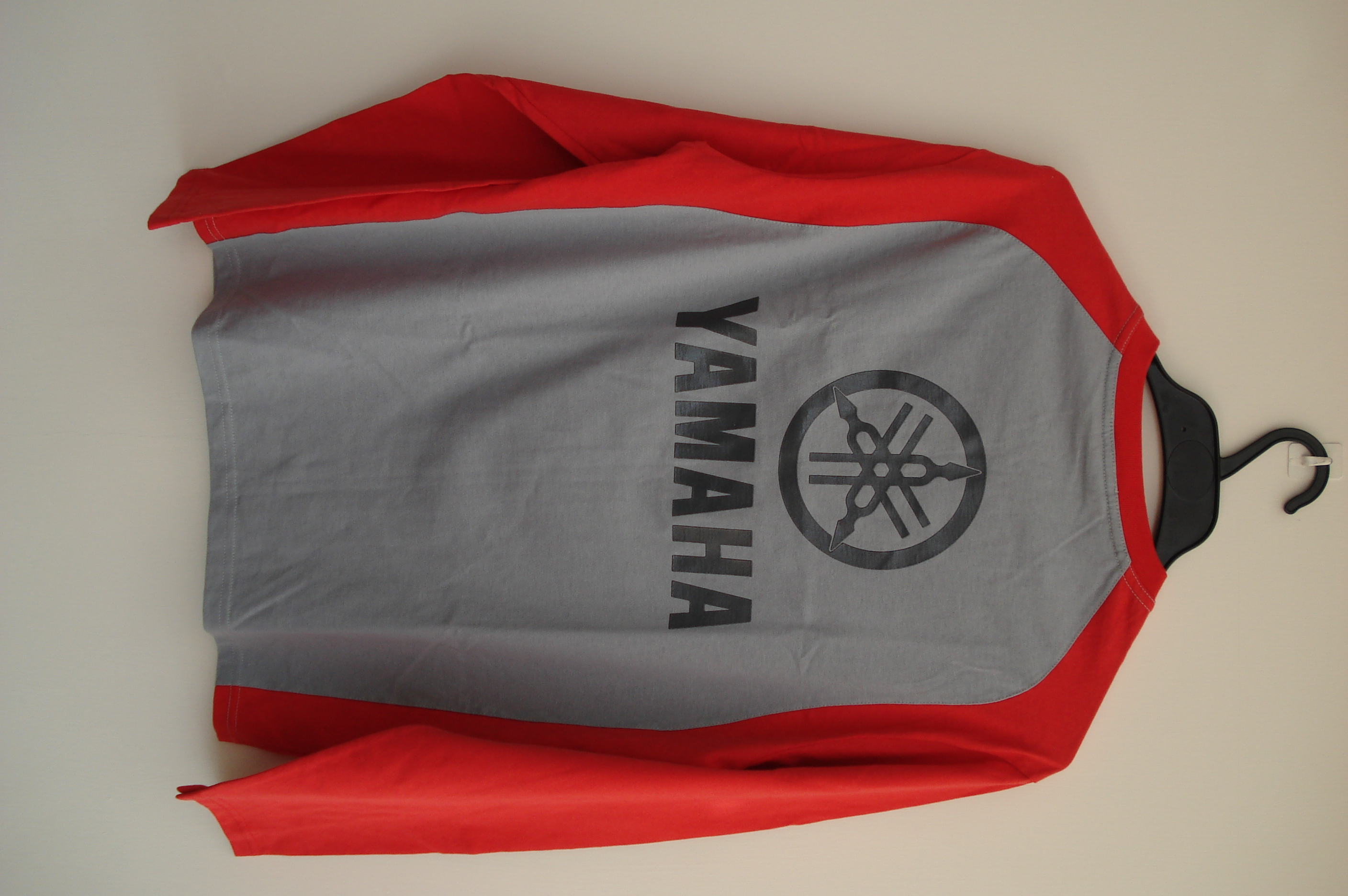 Long Sleeved Yamaha Shirt