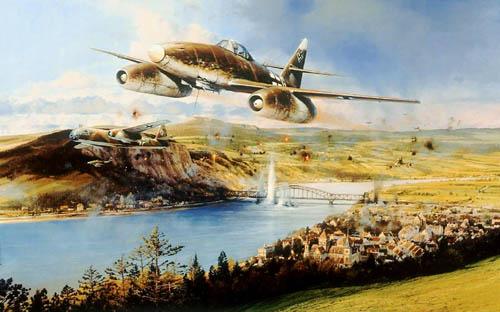 The Bridge at Remagen-Robert Taylor