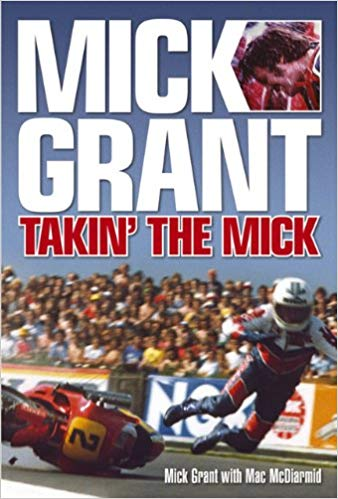 Mick Grant-Takin' The Mick-Book