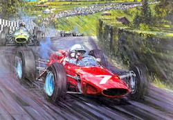 John Surtees World Champion 1964