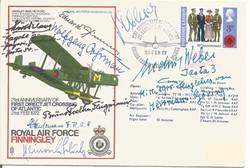 WWI & WWII Luftwaffe Signed