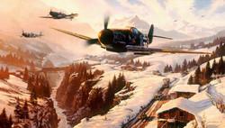 Winter Patrol-Nicolas Trudgian