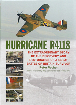 Hurricane R4118-Peter Vacher