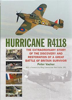Hurricane R4118-Peter Vacher