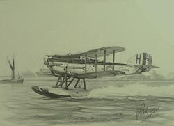 Fairey III F Felixstowe 1930