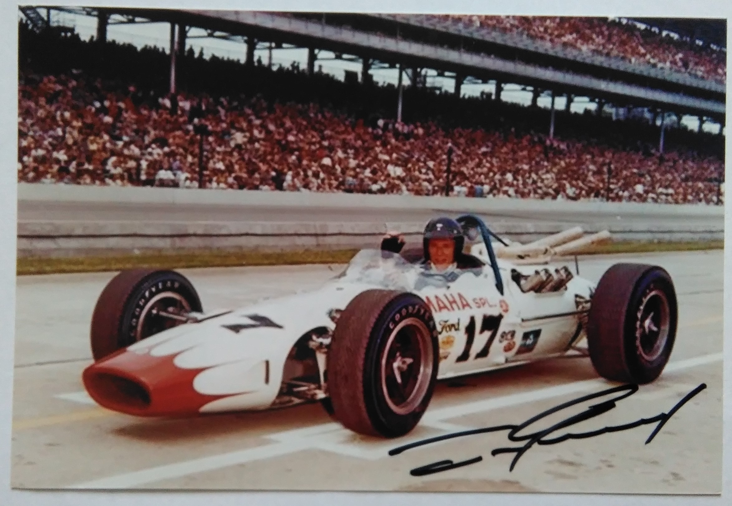 Dan Gurney Indy 500 1965