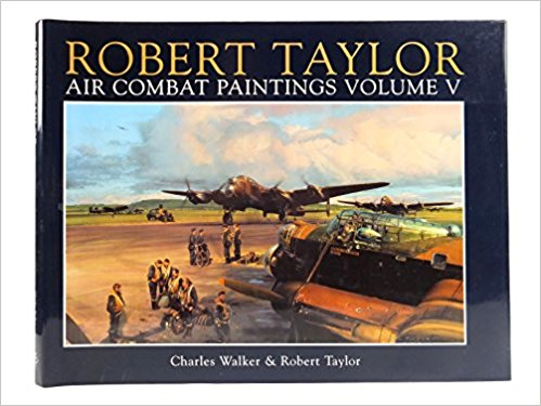 Robert Taylor Vol.5 (RAF Cover)