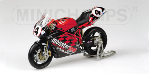 Byrne Monstermob Ducati