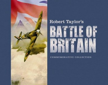 Robert Taylor Battle Of Britain Book