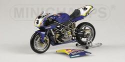 John Reynolds 2001 Ducati