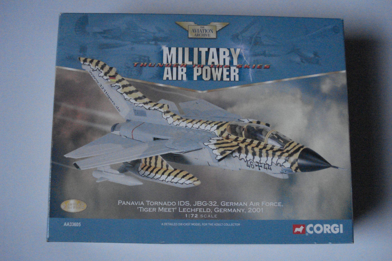Corgi Panavia Tornado 'Tiger Meet' AA33605