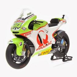 Ducati Randy De Puniet Qatar 2011