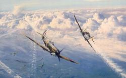 Combat Over London- Robert Taylor