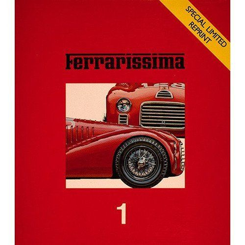 Ferrarissima Book No.1