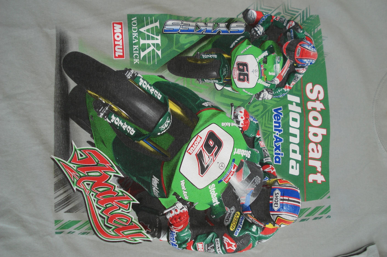 2007 Stobart Honda Shirt