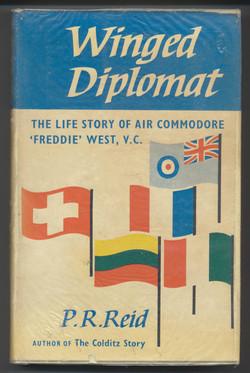 Winged Diplomat - P.R.Reid