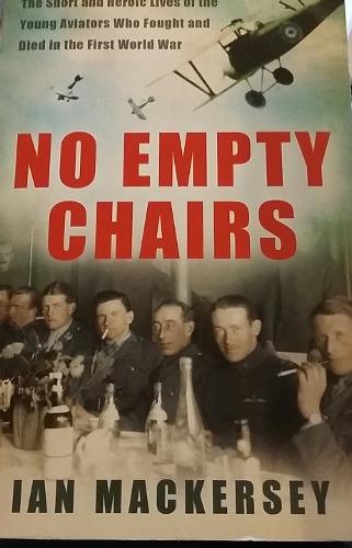 No Empty Chairs-Ian Macckersey
