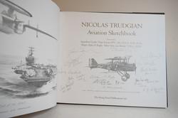 Trudgian Aviation Pencil Book Bookplate. 2
