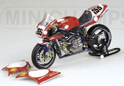 Ben Bostrom 2002 Minichamps Ducati