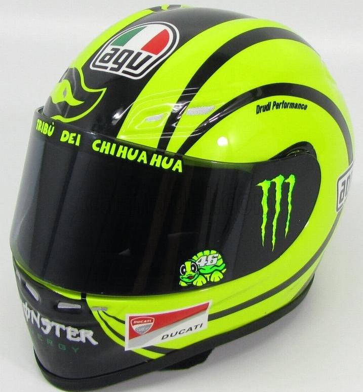 Rossi 2010 Ducati Test.