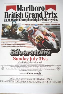 Marlboro British GP 1983
