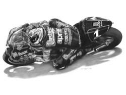 Max Biaggi 250cc Aprilia