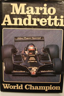 Mario Andretti-World Champion