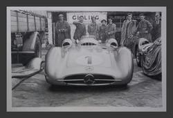 Streamline-Fangio's W196-1954-Silverstone