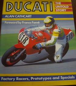 Ducati The Untold Story- A.Cathcart