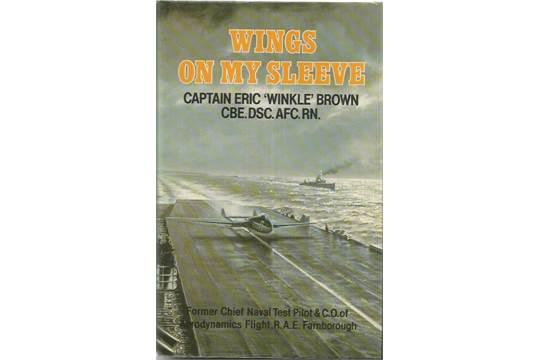 Wings On My Sleeve 1978-Eric Brown