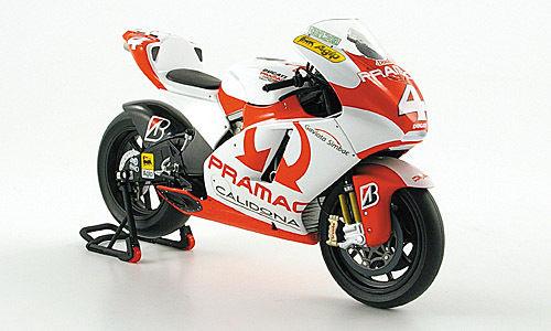 Alex Barros 2007 Pramac Ducati