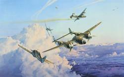 Hostile Skies-Robert Taylor
