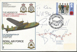 Graham Hill Signed FDC