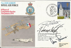 6 Sqn 60 Years Continuous Service 31-1-7