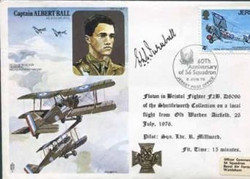 Turnbull Signed FDC