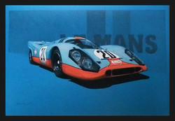 'Gulf' Porsche 917 No.20