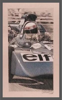 Jackie Stewart-Tyrrell 1971