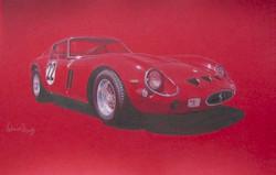 Ferrari 250 GTO Red