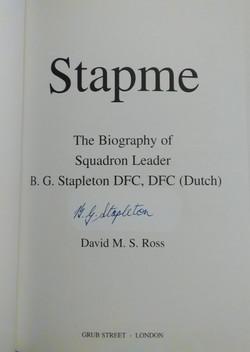 Stapme- By David Ross