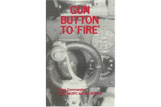 Gun Button To Fire 1st Edition-Tom Neil.