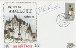 Colditz-Red Cross-Pat Reid Signed