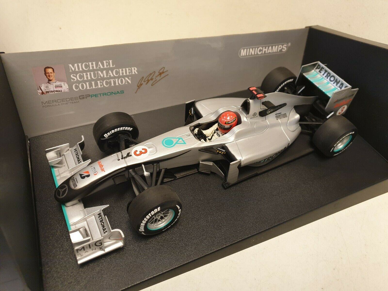 M.Schumacher 2010 Showcar 100073