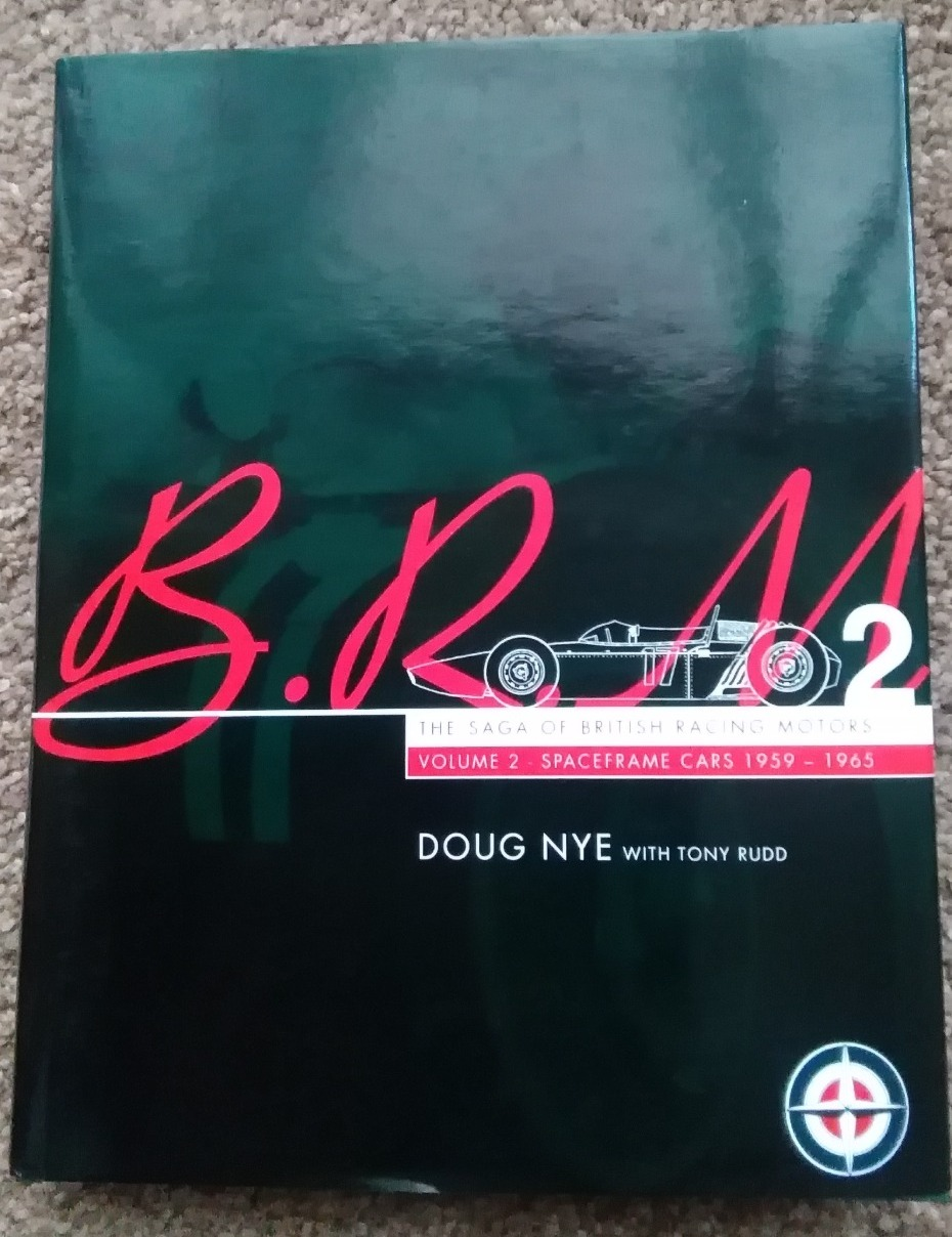 BRM No.2 By Doug Nye