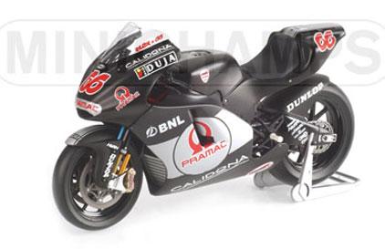 Alex Hoffman 2006 Pramac Ducati
