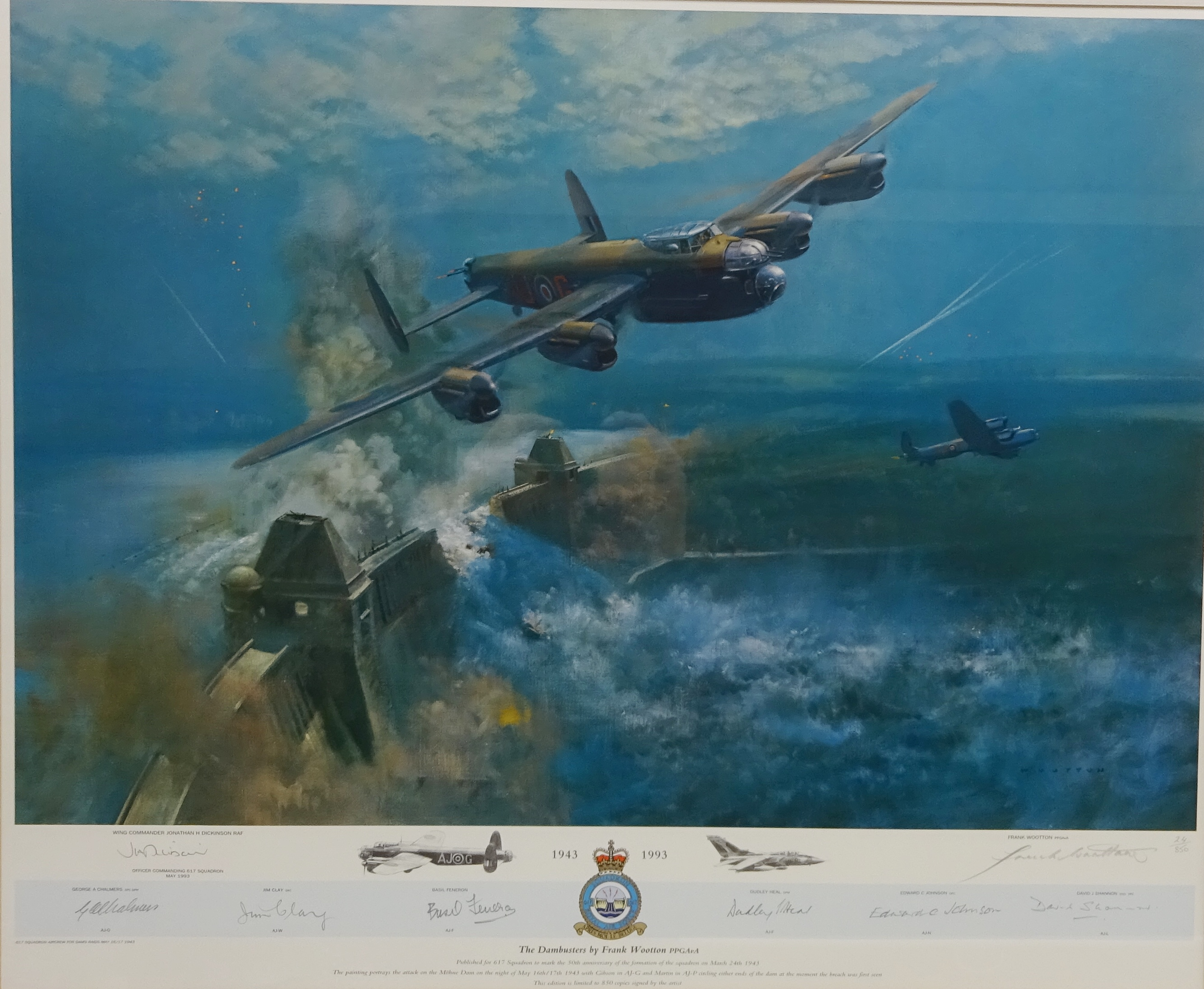 Dambusters-Frank Wootton