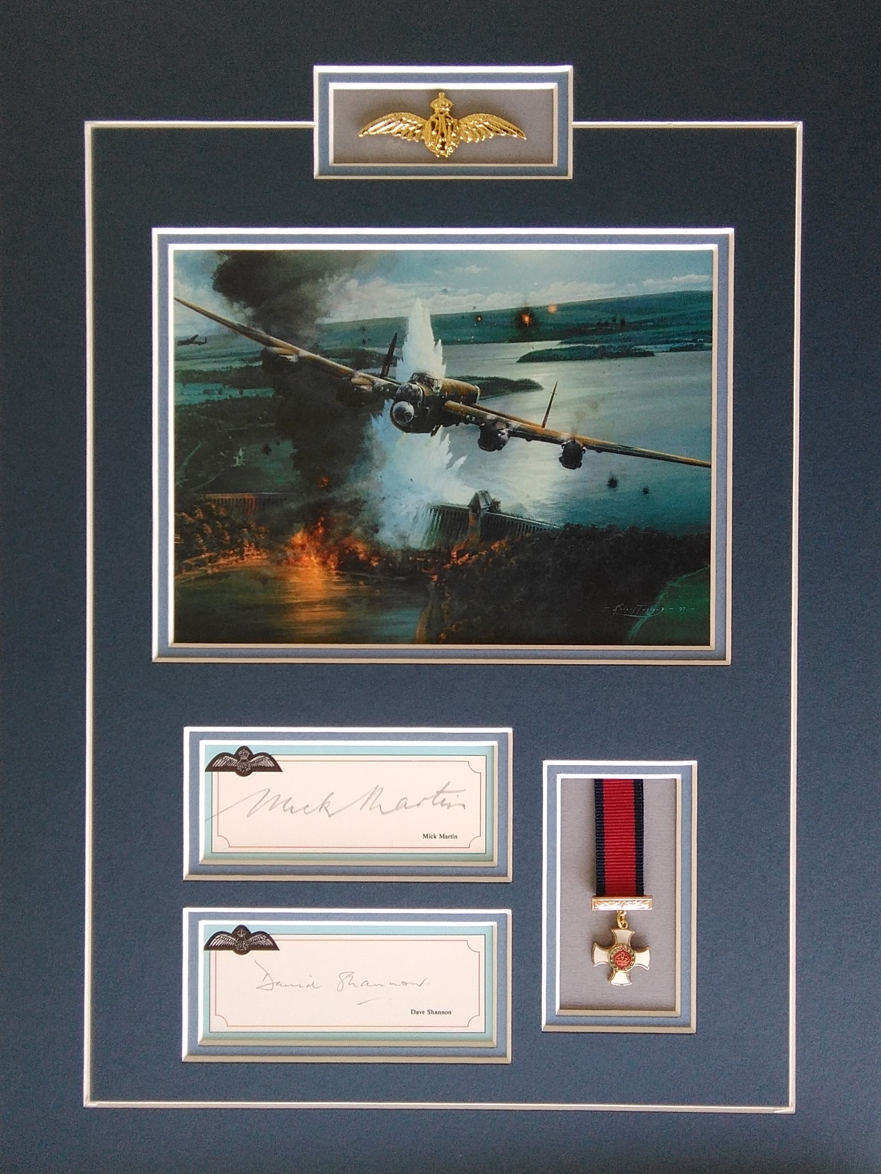 Dambusters Signed Ensemble